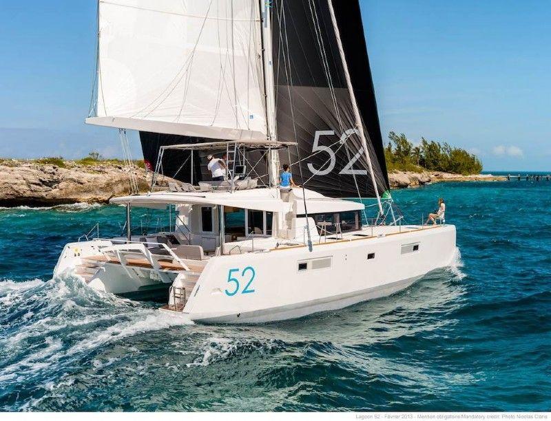 Lagoon 52 Dalmatia