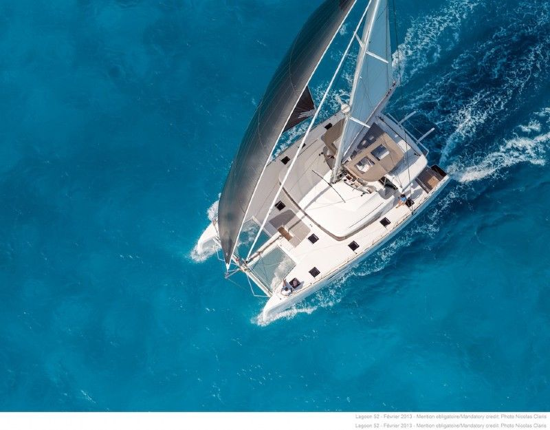 Lagoon 52 for rent