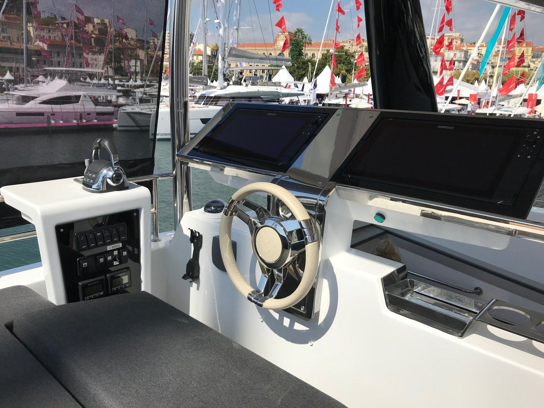 Lagoon Power 630 Charter Croatia