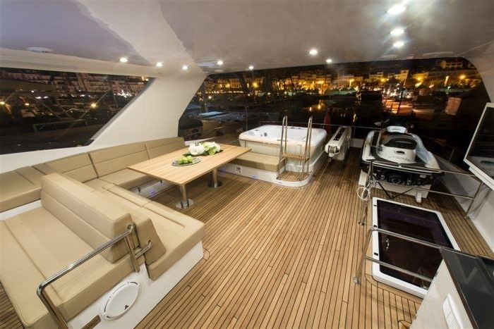 Sunreef Power 70 for rent