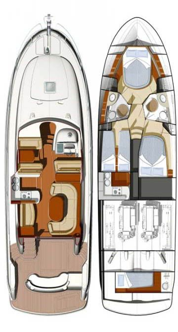 Jeanneau prestige 46 layout price