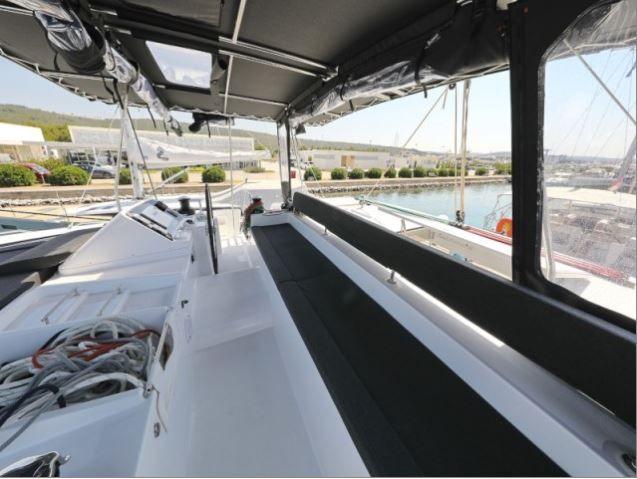 Lagoon 450 F Catamaran, Charter Croatia, Rent Zadar