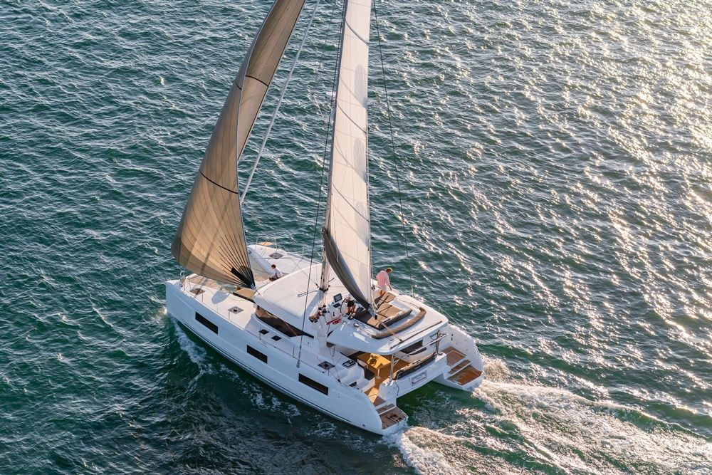 Lagoon 46 F/Luxury, Catamaran Rent, Zadar Croatia