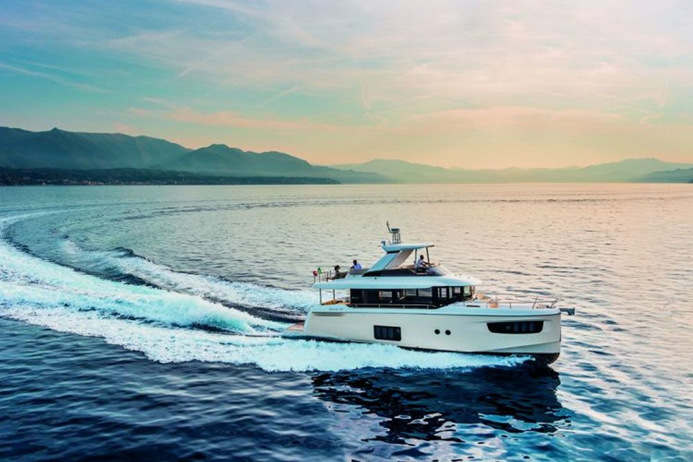 Absolute Navetta 52 Charter Croatia, Rent Zadar