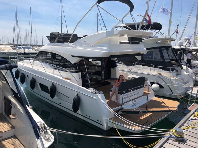 Bavaria 42 Fly Virtess Charter Croatia, Rent Zadar
