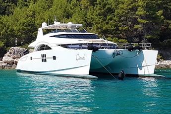 Luxury boats Croatia