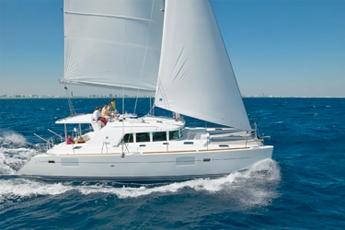 Catamarans Croatie