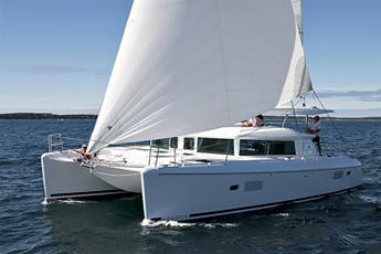 Catamarans Croatia
