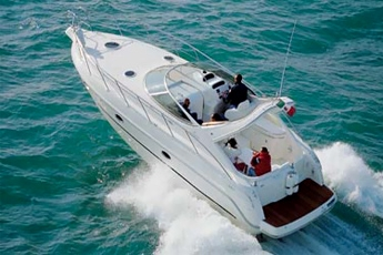 Motorboote Charter