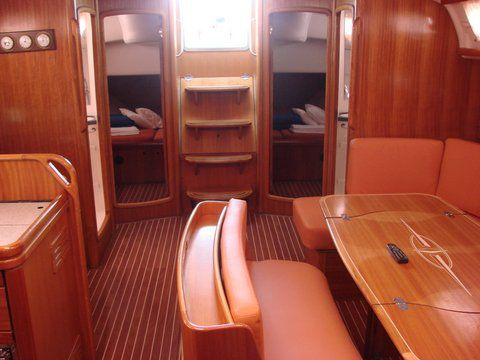 Bavaria 50 Cruiser Croatia sailing