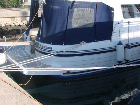 Adria 1002 charter Croatia