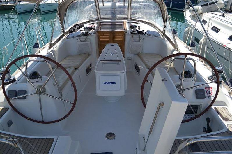 Oceanis 40 Charter Price Croatia