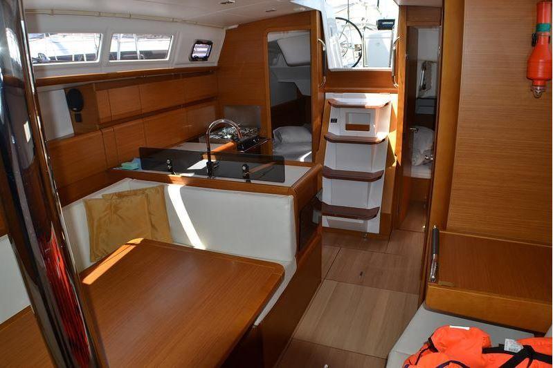 Sun Odyssey 379 Charter Price Croatia