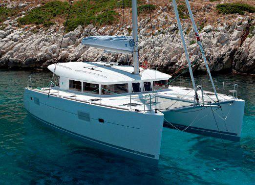 Lagoon 400 Charter Croatia