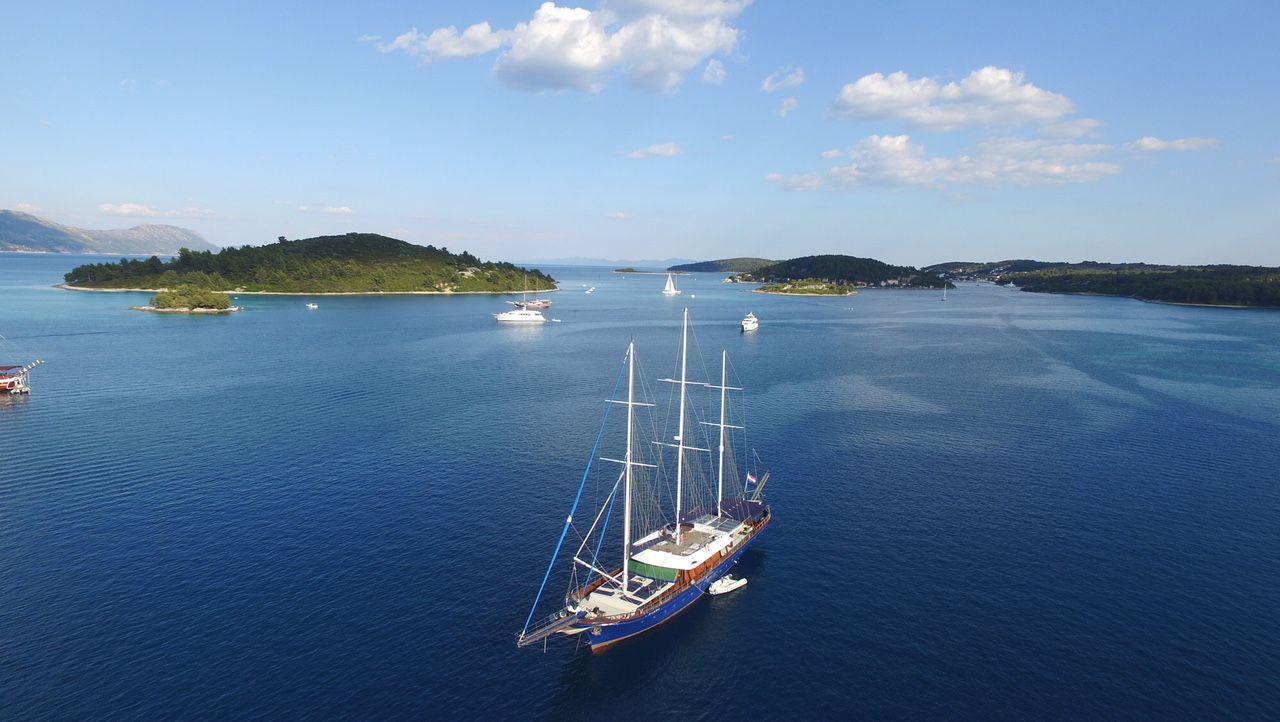 Gulet cruise croatia barba 40
