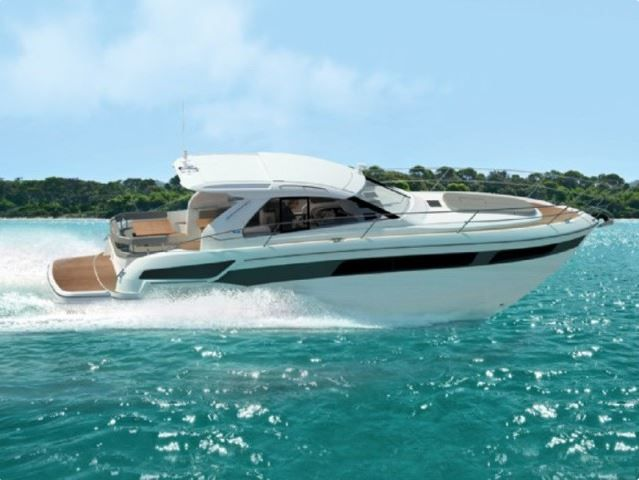 Bavaria 400 Coupe booking