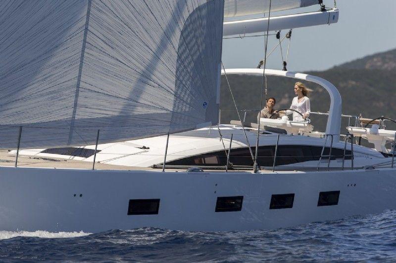 Jeanneau 64 charter