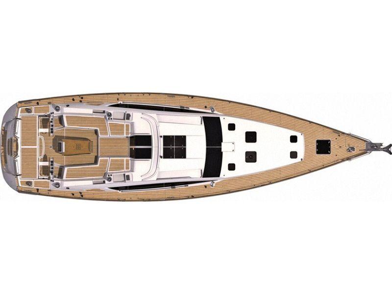 Jeanneau 57 Charter